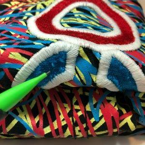 COOGI Shirts - Coogi Paint Splatter Design T Shirt Spellout